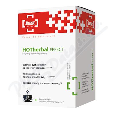 BLESK HOTherbal EFFECT 12 sáčků