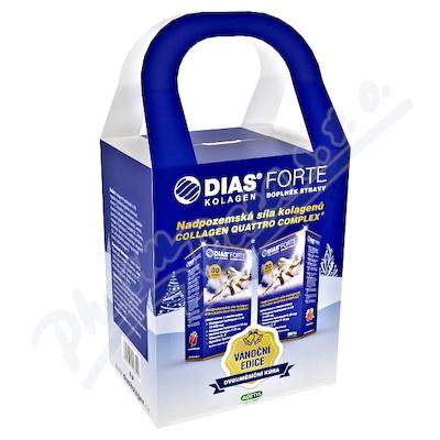 Dias Forte vánoční edice 60 sáčků