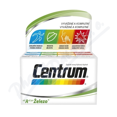 Multivitamin Centrum AZ 30tbl