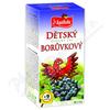 Apotheke Dětský ovocný čaj borůvkový 20x2g